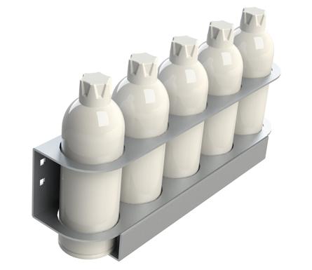 Supports à bouteilles ou tubes