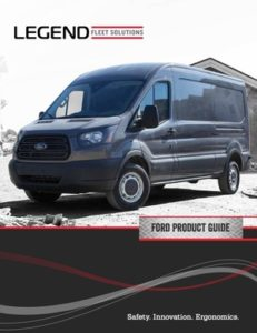 Catalogue plancher de fourgon Ford