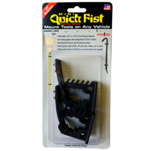 Quickfist Mini attache pour fourgon