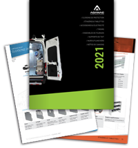 Catalogue d'aménagement de Fourgon 2021